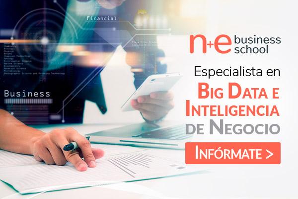 Estudiar Big Data e Inteligencia de Negocio Online