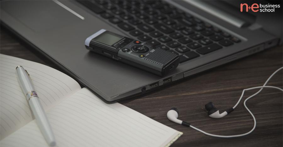 grabadora de voz para transcribir textos
