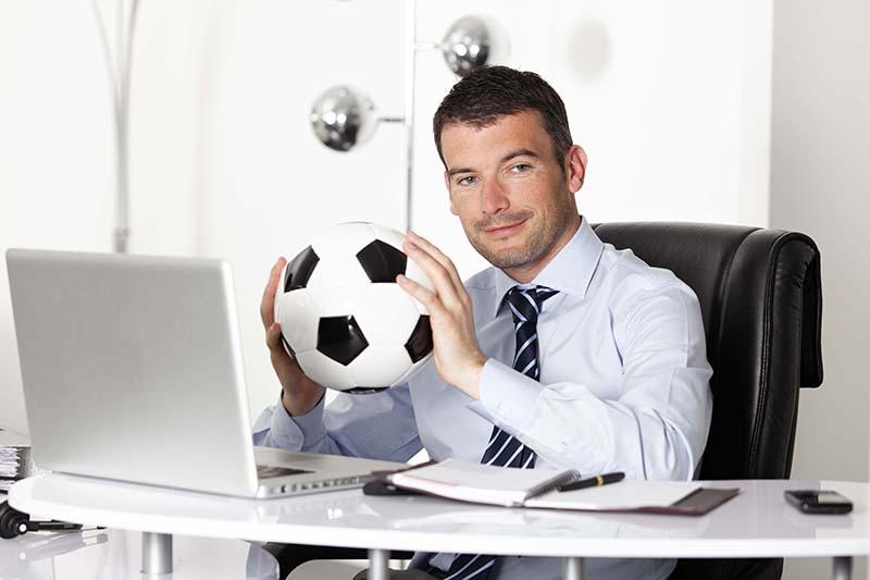 Marketing en el futbol