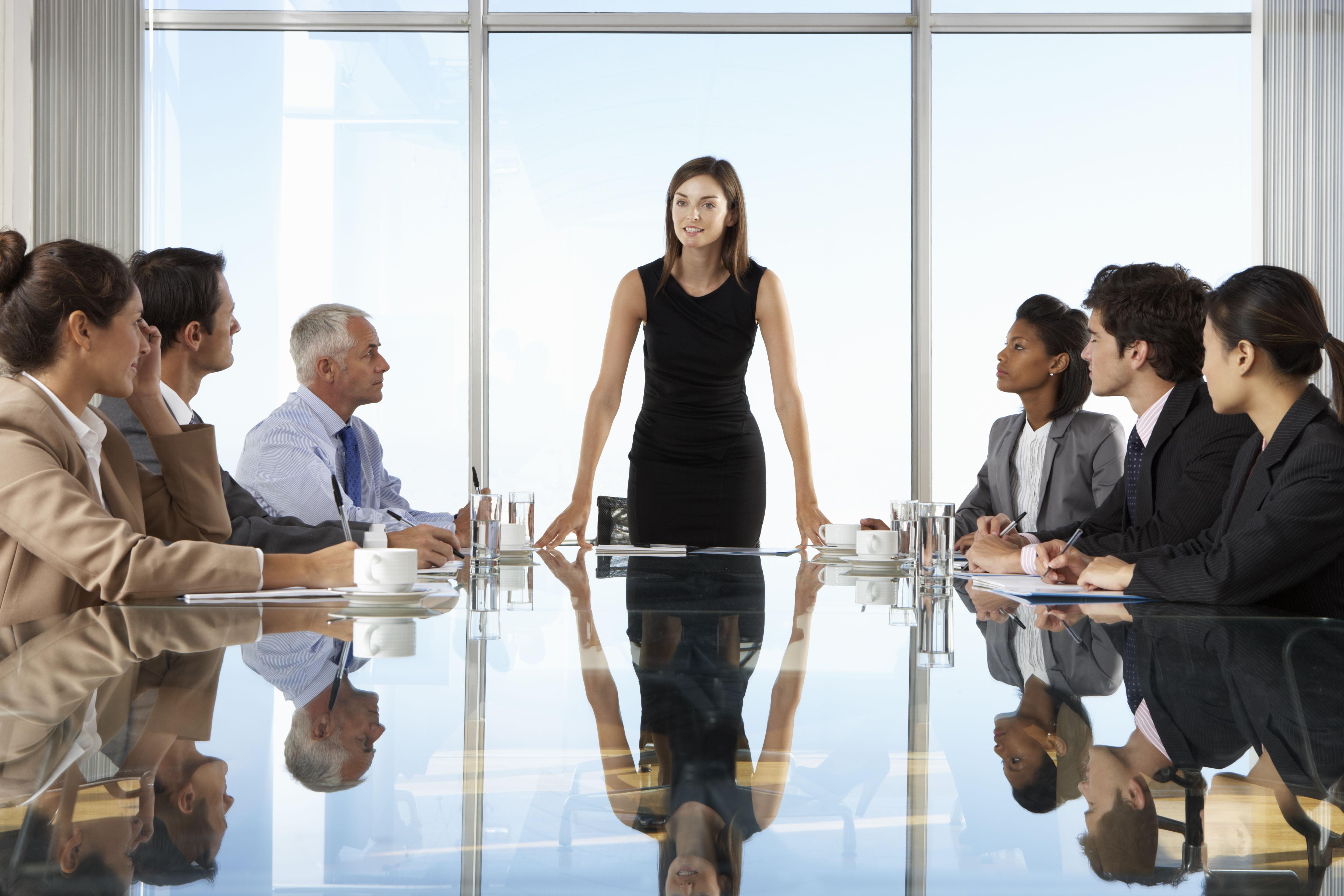 reunion ejecutiva
