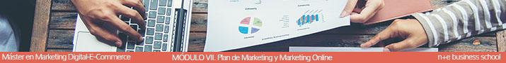 Plan de Marketing y Marketing Online