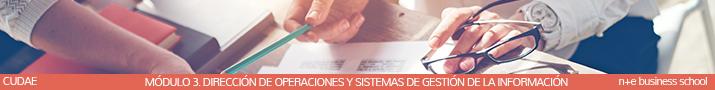 direccion de operaciones y sistemas